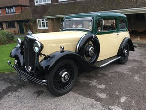 Morris 15/6 Coupe Tourer