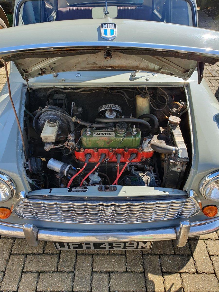 1973 Classic Morris Mini  SOLD (picture 3 of 6)