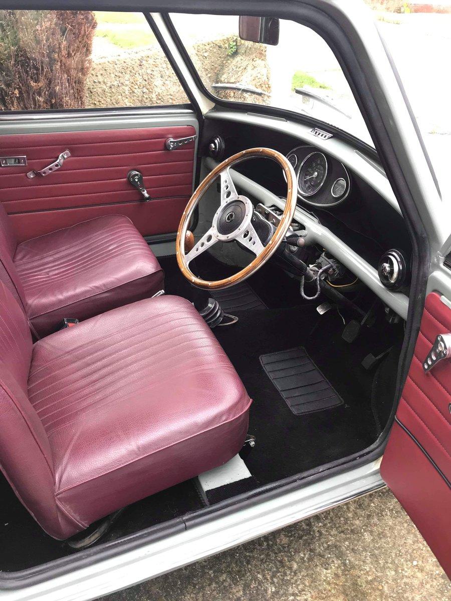 1973 Classic Morris Mini  SOLD (picture 5 of 6)