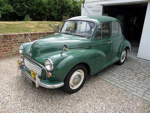 1970 Morris Minor VGC  For Sale
