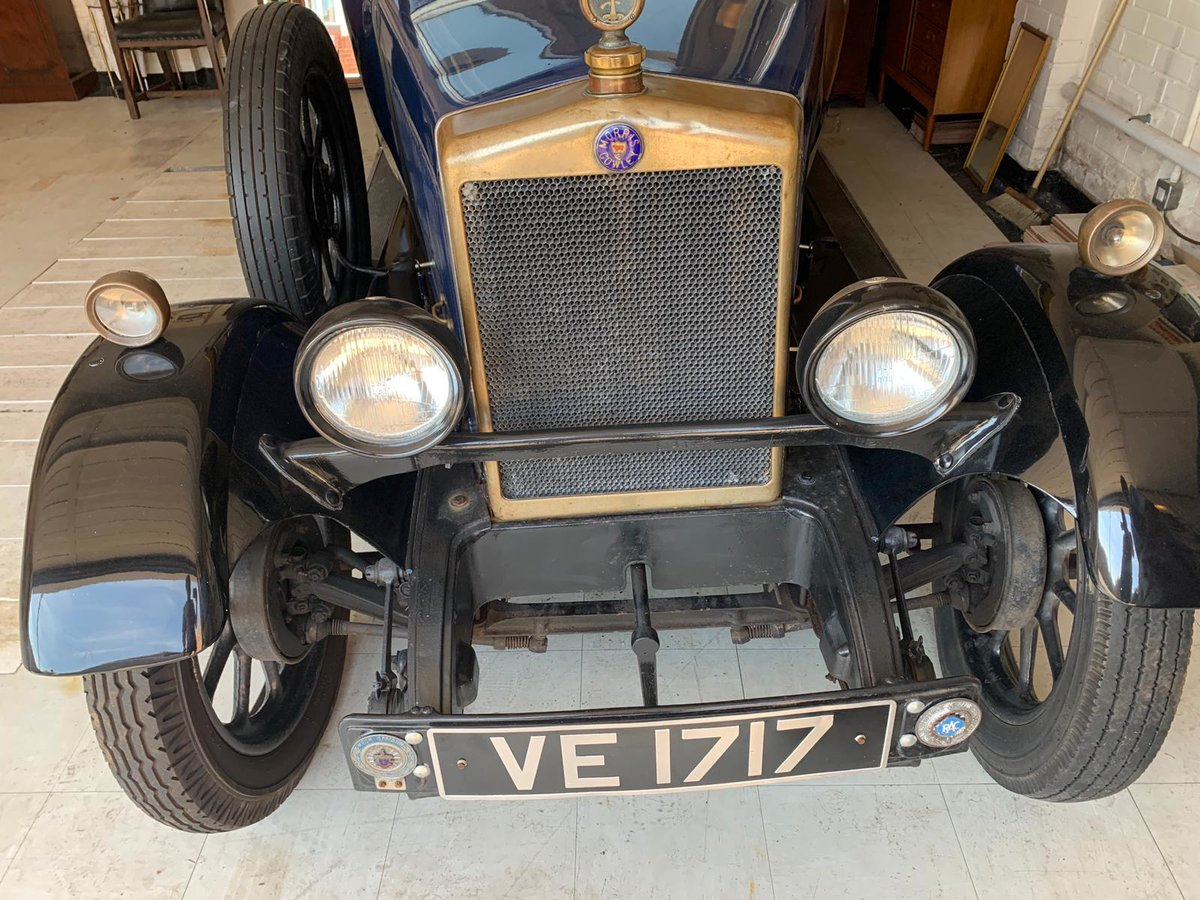 VERY RARE 1929 MORRIS COWLEY VAN For Sale (picture 3 of 6)