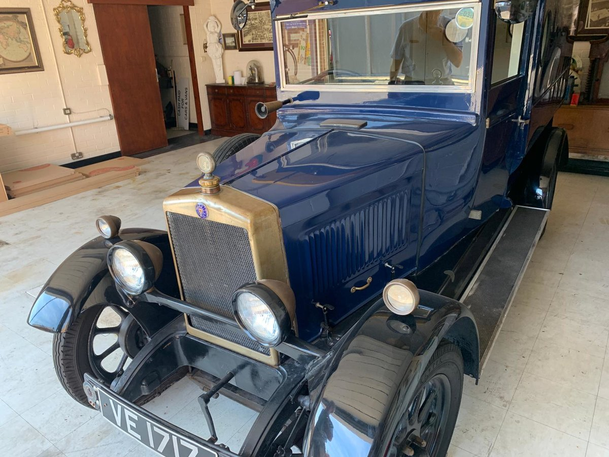 VERY RARE 1929 MORRIS COWLEY VAN For Sale (picture 4 of 6)