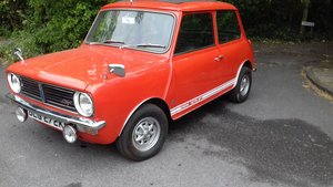 1971 Mini 1275gt For Sale