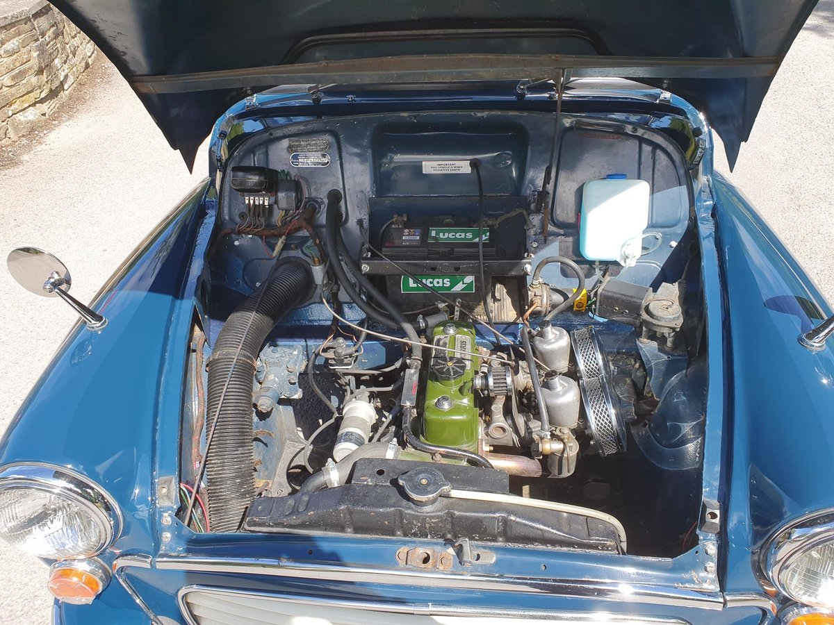 1972 1275cc Midget engine, twin carbs, looks and drives A1 For Sale (picture 5 of 6)