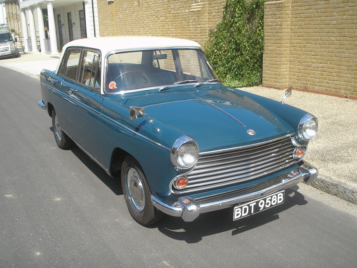 1964 morris oxford SOLD (picture 1 of 5)