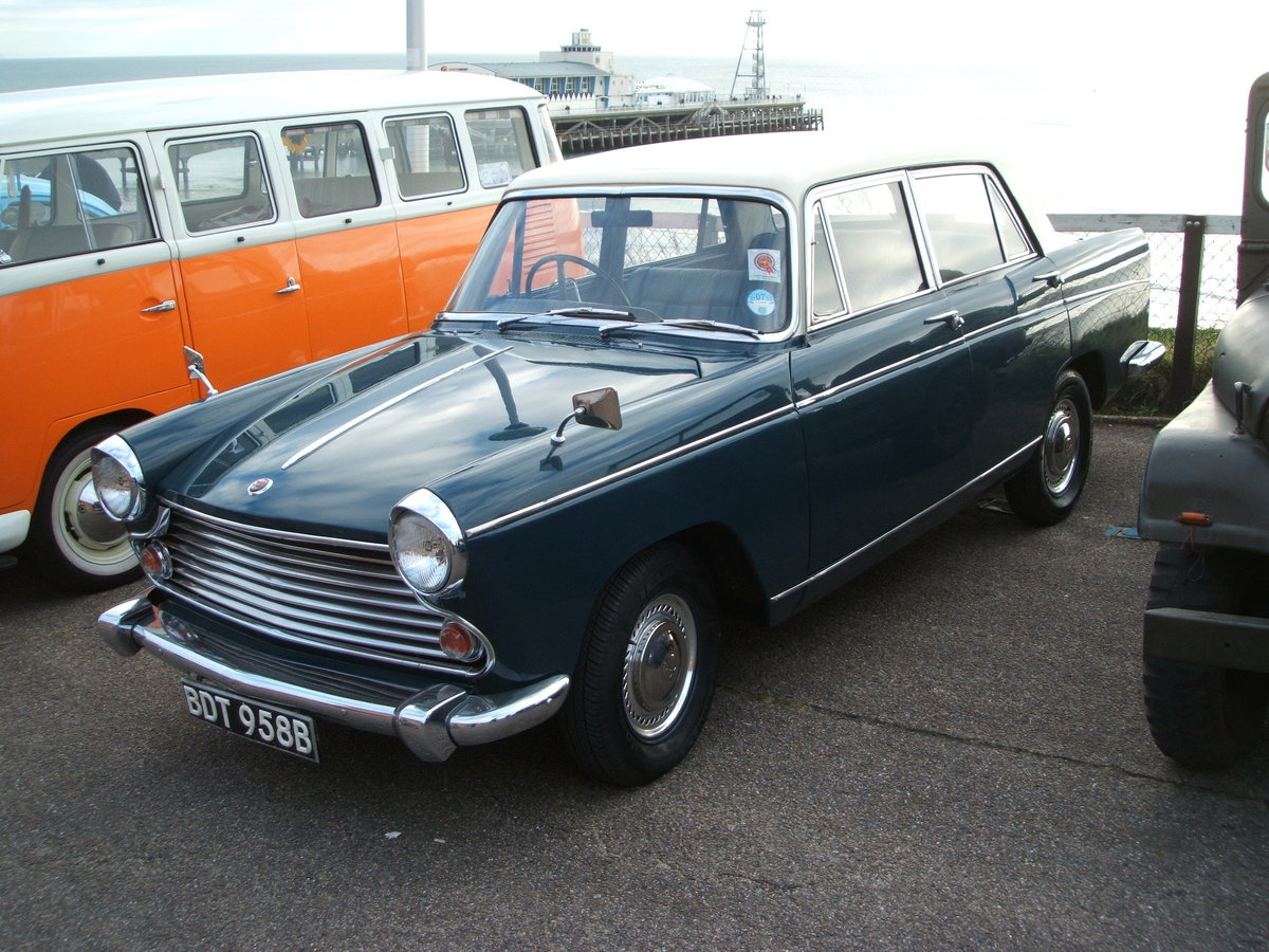 1964 morris oxford SOLD (picture 5 of 5)