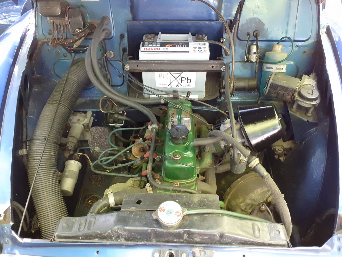 1968 Superb Morris Minor Convertible SOLD (picture 6 of 6)