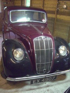 Picture of 1939 Morris Eight Series E