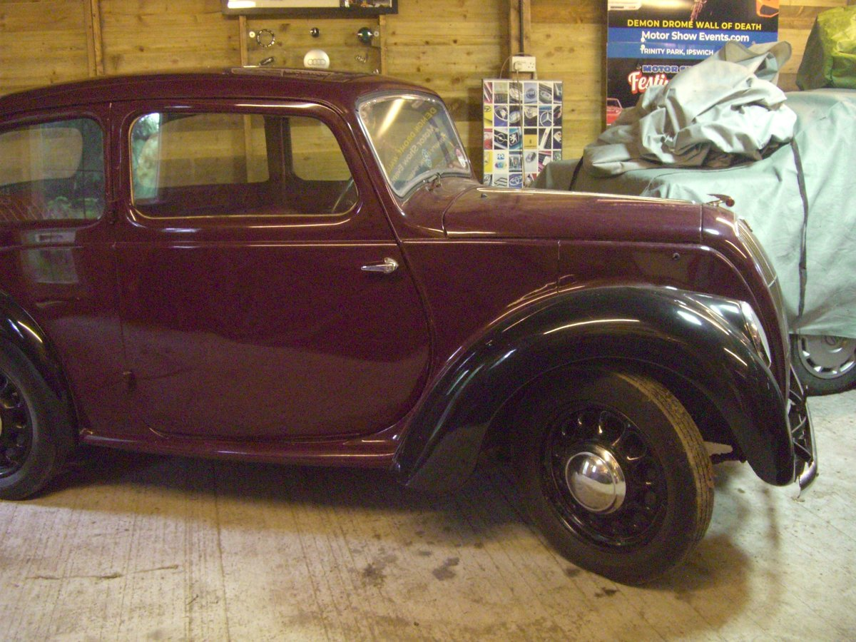 1939 Morris Eight Series E For Sale (picture 2 of 6)