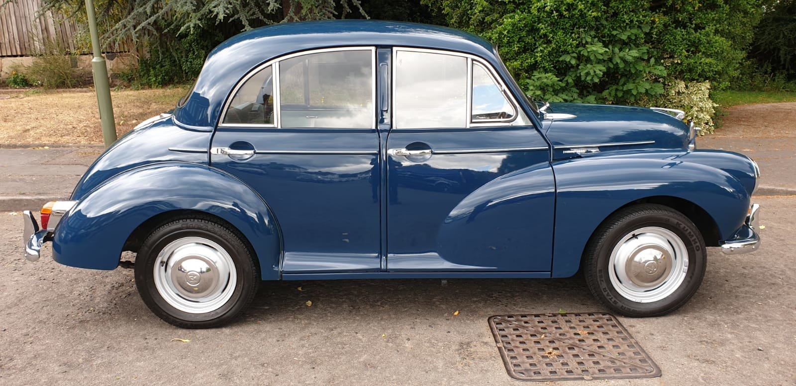 1967 Morris Minor 1000 For Sale (picture 6 of 6)