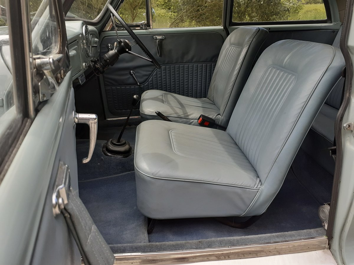 1963 MORRIS MINOR 2DR SALOON 'FLORIE' ~ MOT MAY 2021 ~ BMC REG! SOLD (picture 4 of 6)