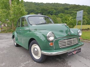 1969 Well sorted starter Minor at a reasonable price For Sale