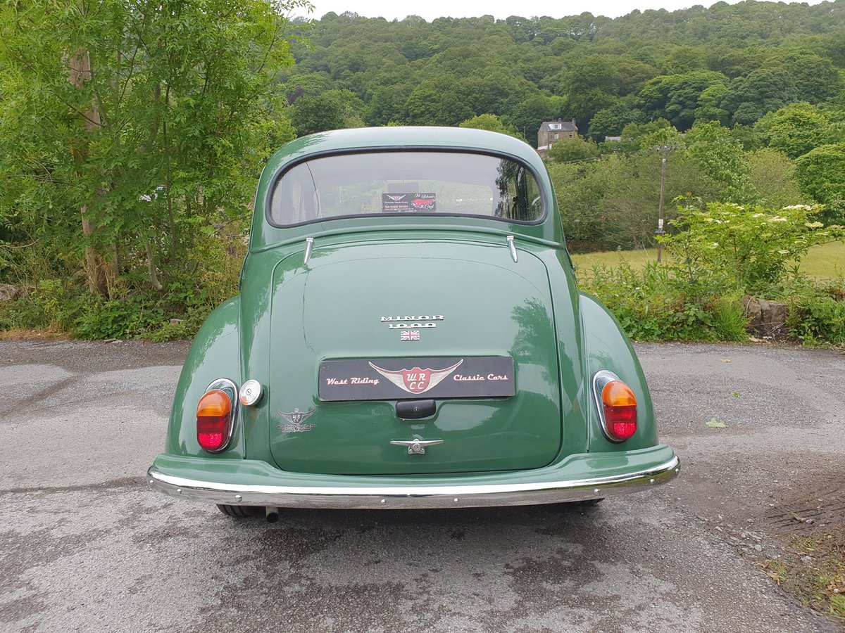 1969 Well sorted starter Minor at a reasonable price For Sale (picture 4 of 6)