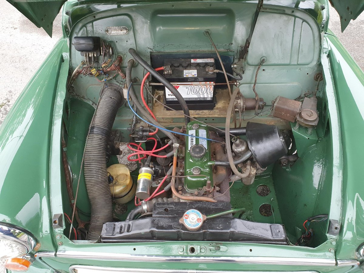 1969 Well sorted starter Minor at a reasonable price For Sale (picture 5 of 6)