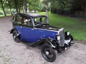 Picture of 1937 Morris 8 Sliding Head SOLD