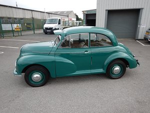 Picture of 1949 MORRIS MINOR MM Lowlight Saloon ~  SOLD