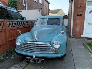 1952 Morris Mo Oxford