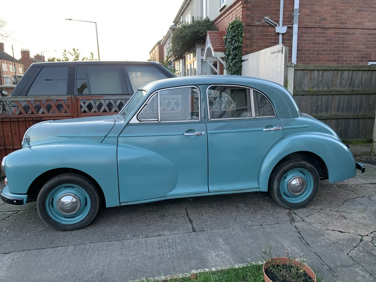 1952 Morris Mo Oxford For Sale (picture 3 of 4)