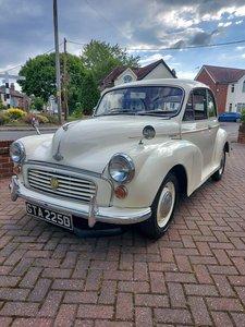 1966 Morris minor 2 door