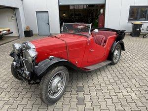 1934 Morris 10/6 Special