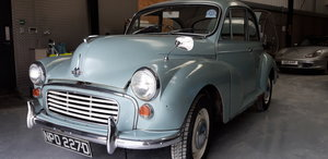 Picture of 1966 Morris Minor 1100 For Sale
