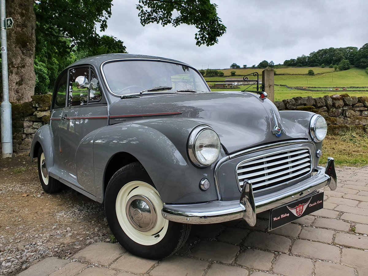 1960 one of the best saloons for sale at present! must see Morris For Sale (picture 1 of 6)