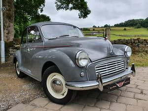 1960 one of the best saloons for sale at present! must see Morris For Sale