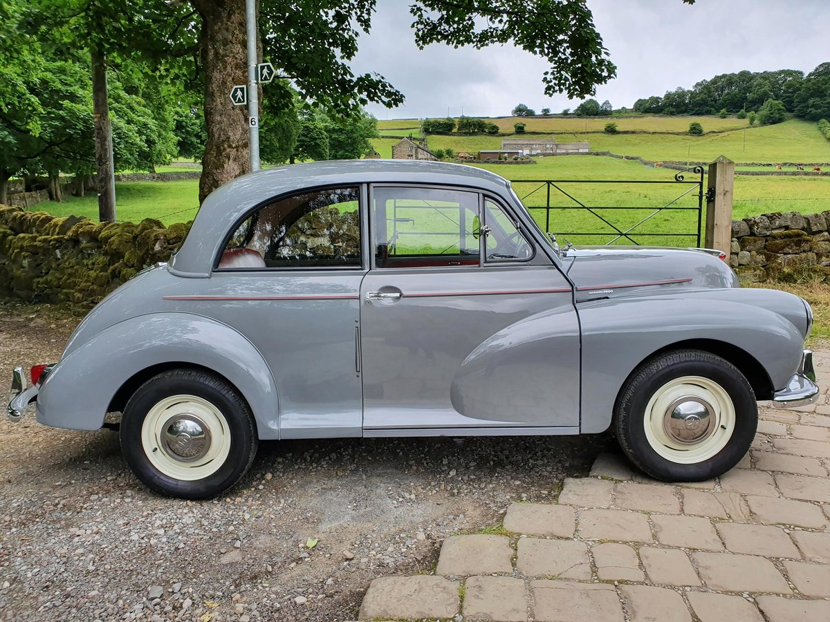 1960 one of the best saloons for sale at present! must see Morris For Sale (picture 3 of 6)