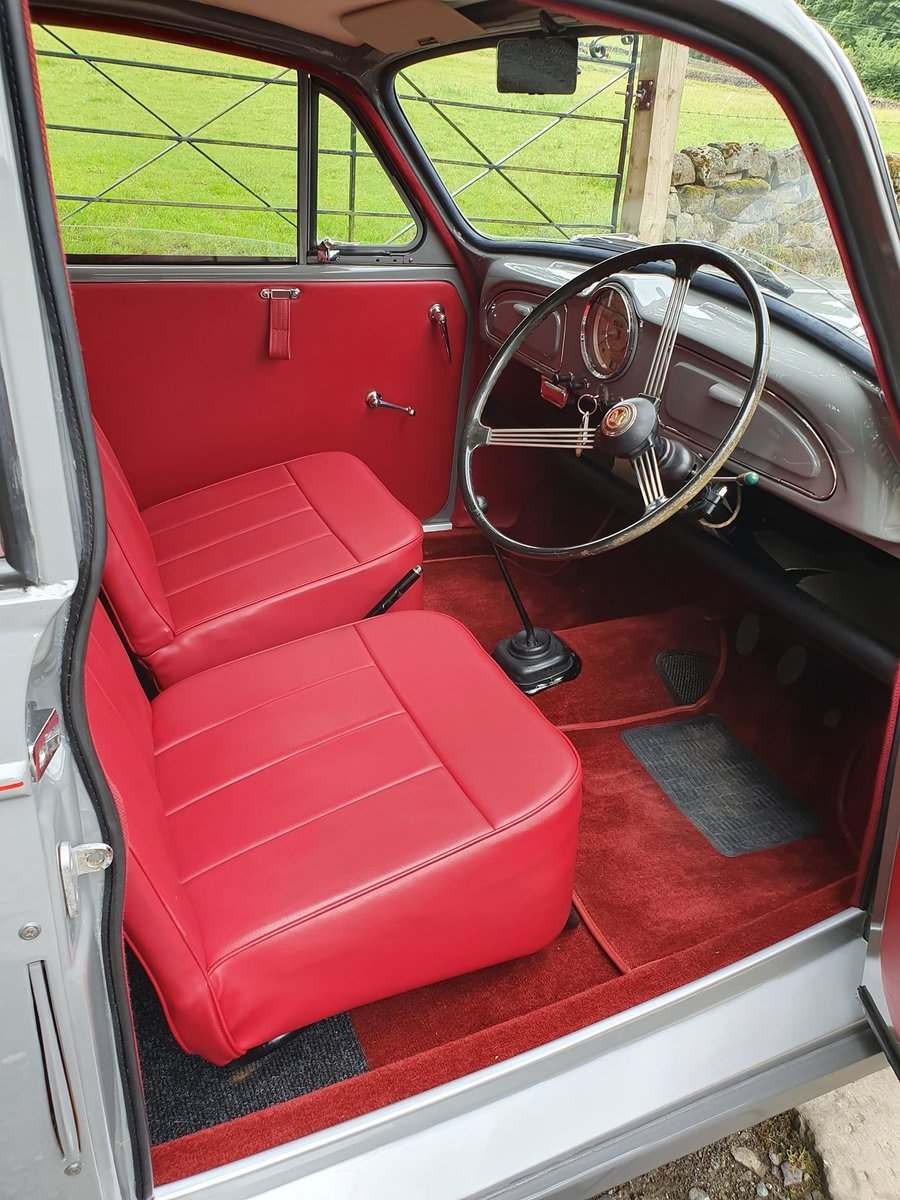 1960 one of the best saloons for sale at present! must see Morris For Sale (picture 5 of 6)