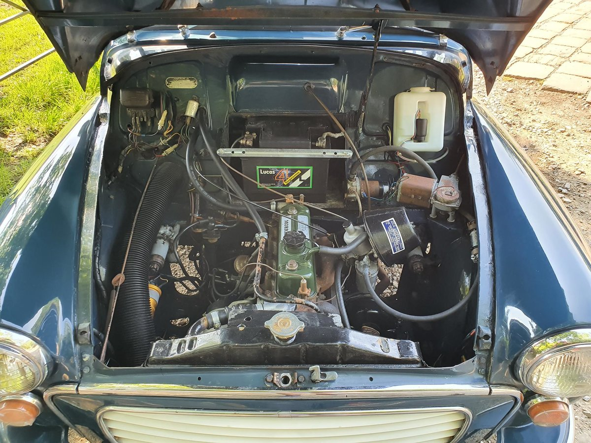 1969 Good all rounder, with lots of upgrades. For Sale (picture 6 of 6)