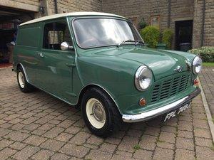Classic Mini Van Fully Restored