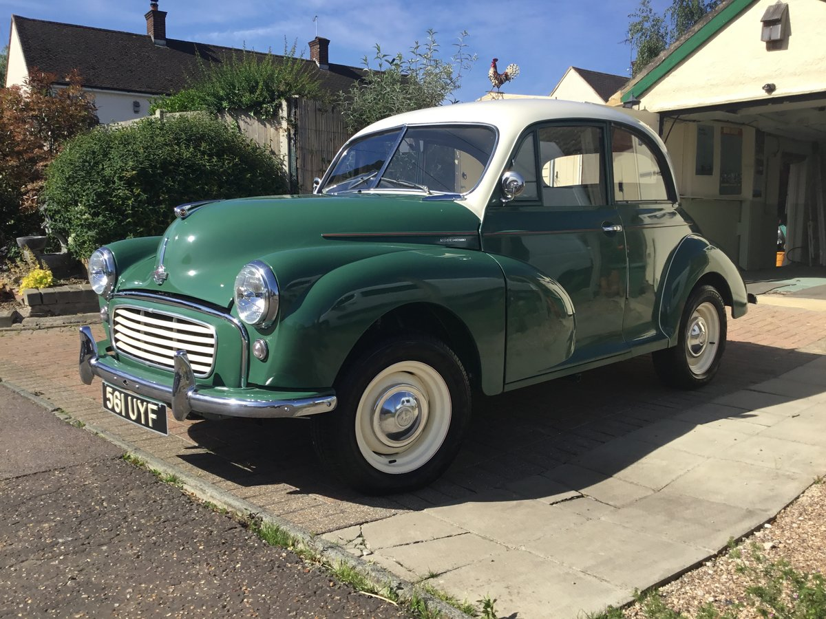 1954 Morris minor ser2 For Sale (picture 1 of 6)