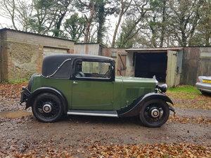 1933 Morris 10/4 FHC Special