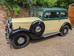 1932 MORRIS 15/6 COUPE. ONE OF 6 LEFT
