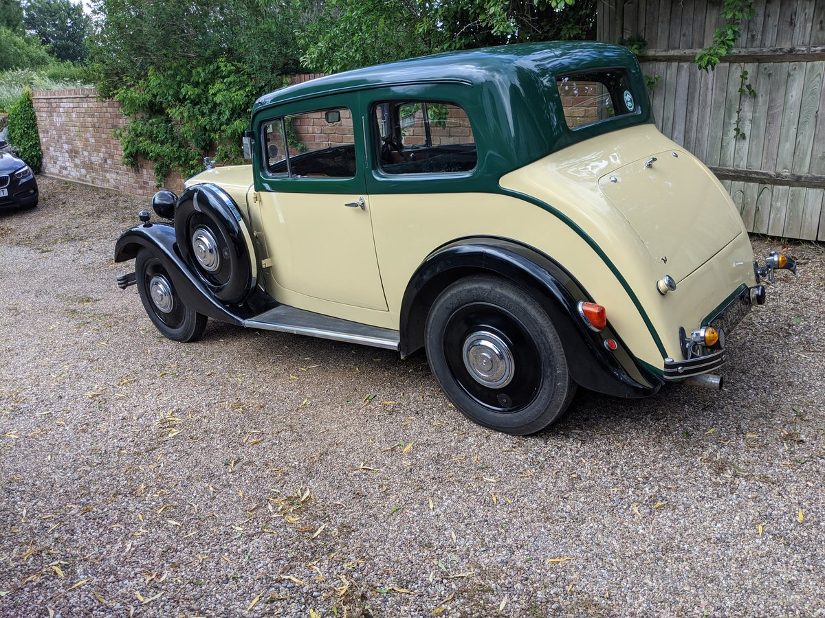 1932 MORRIS 15/6 COUPE. ONE OF 6 LEFT For Sale (picture 3 of 6)