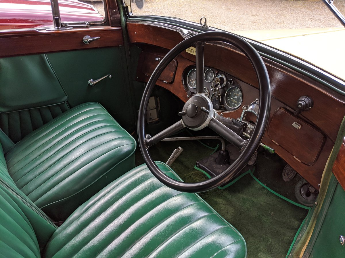1932 MORRIS 15/6 COUPE. ONE OF 6 LEFT For Sale (picture 4 of 6)