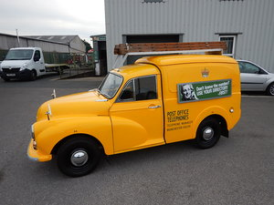 Picture of 1971 MORRIS MINOR BT VAN SOLD