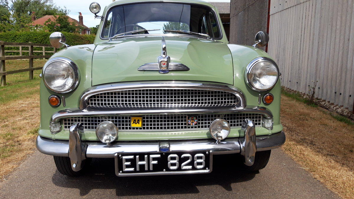 1958 MORRIS ISIS For Sale (picture 1 of 6)