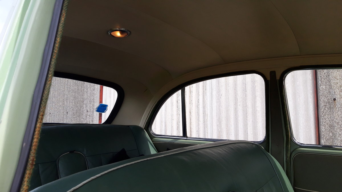 1958 MORRIS ISIS For Sale (picture 6 of 6)