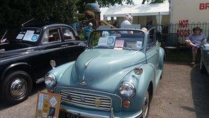 1961 Morris 1000 Convertable