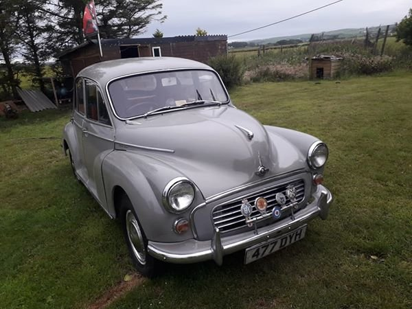 1962 Morris 1000  For Sale (picture 1 of 3)