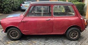 1966 Morris Mk1 Mini Super Deluxe For Sale