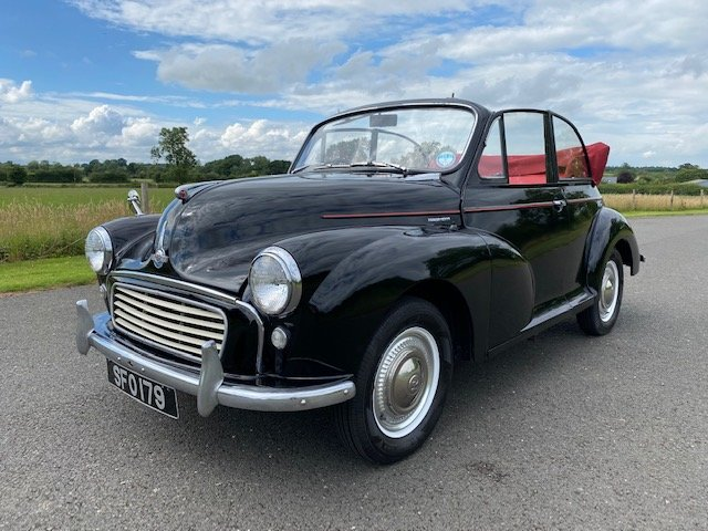 1963 Morris Minor Convertible 1098cc For Sale (picture 4 of 6)