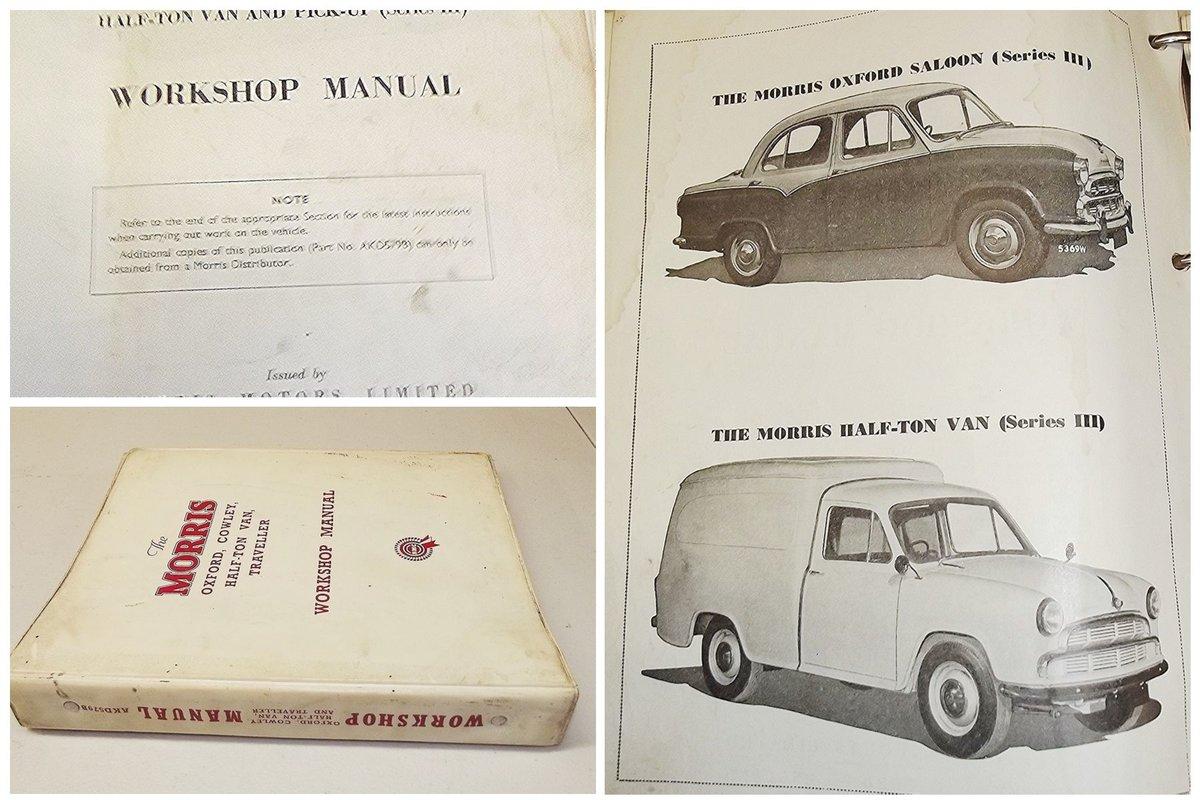 0000 MORRIS OXFORD & COWLEY memorabilia for sale For Sale (picture 1 of 6)