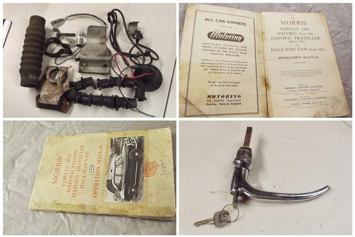 0000 MORRIS OXFORD & COWLEY memorabilia for sale For Sale (picture 2 of 6)