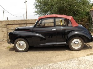 1959 Morris minor convertible For Sale