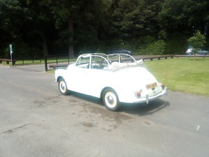 1968 Morris minor convertible tourer