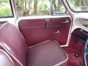 1963 Morris minor tourer For Sale