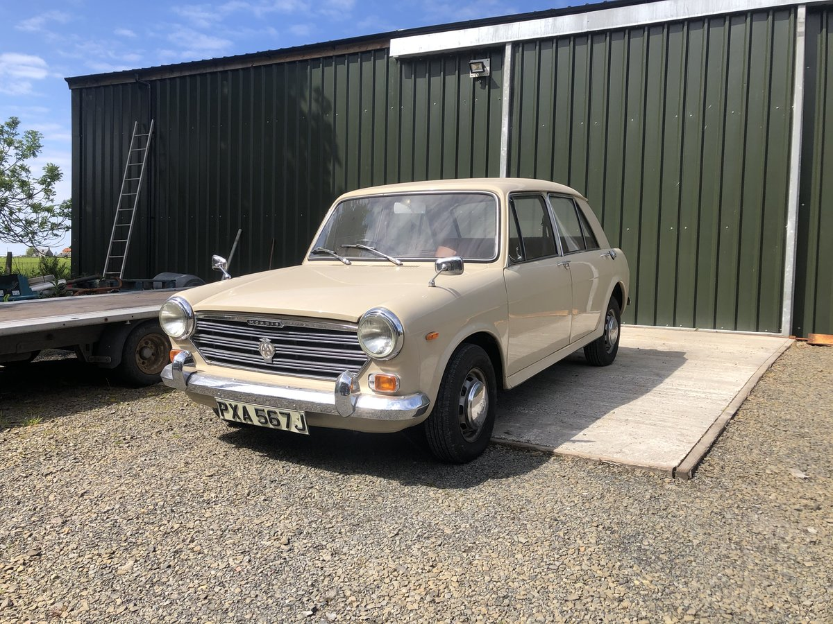 1971 Morris 1300 For Sale (picture 1 of 6)