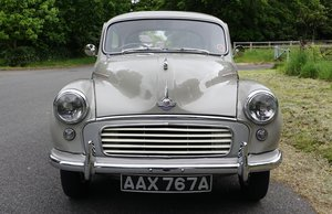 1963 Lovely Morris Minor 1000